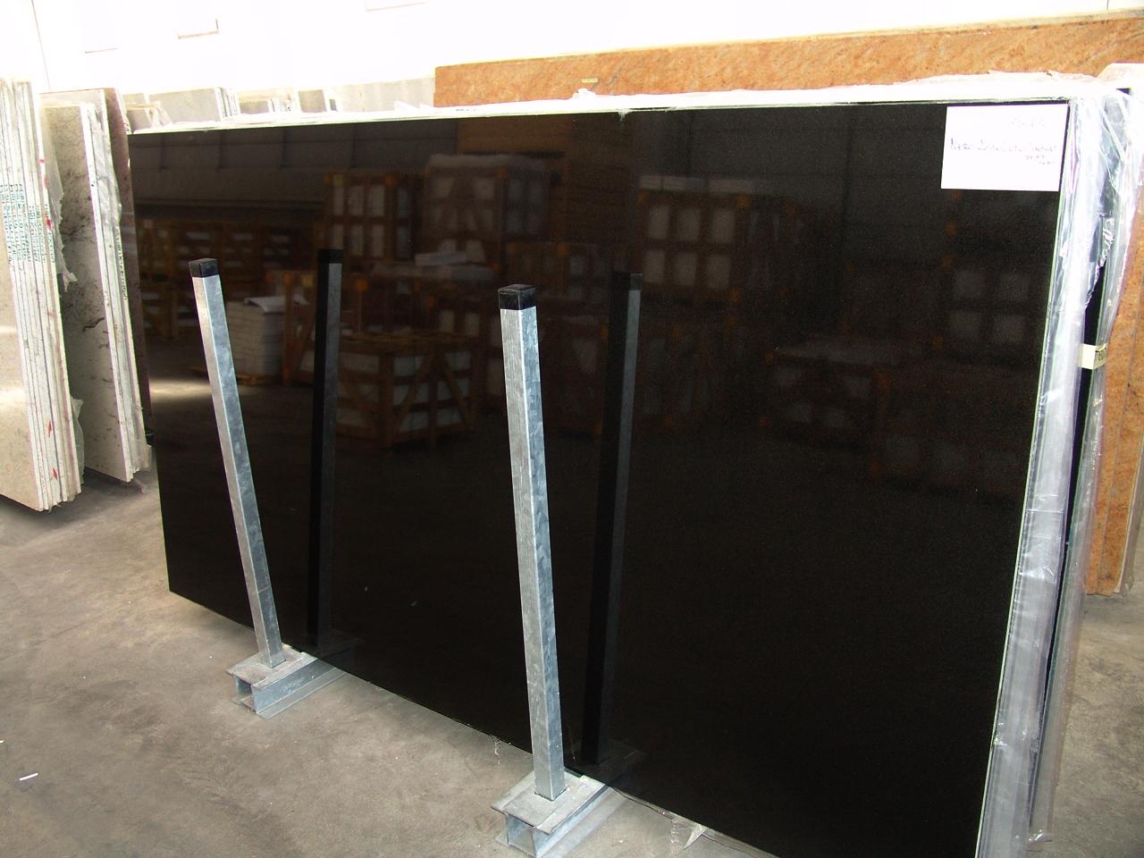 Image Picture Of Black Marble Nero Del Belgio Nero