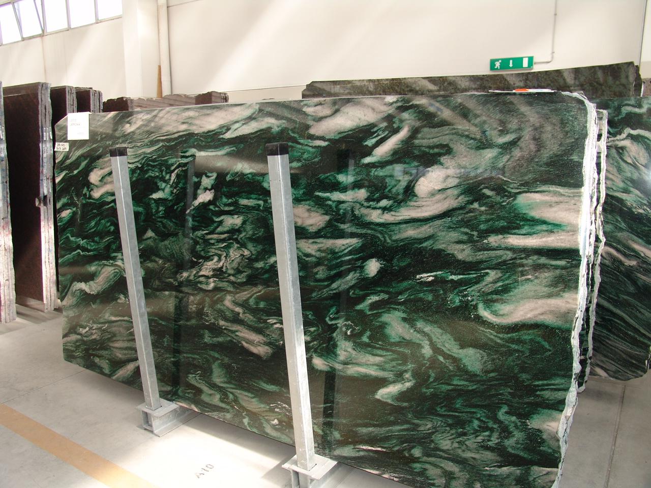 Marmi Di Carrara Green Marbles Verde Smeraldo Verde